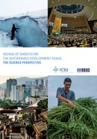 Review of targets for the sustainable development goals: the science perspective