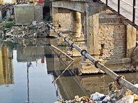 Govt concerned over encroachment of rivers
