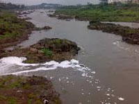 Kalyani river turning into sewer; civic body promises action