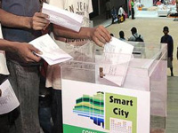 Corporation seeks public opinion for Smart City