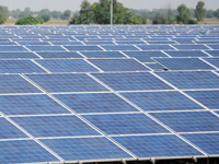 Arunachal gets big solar plant