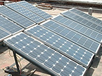 Solar units on rooftops brighten 12k properties