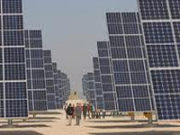 India commits $1.4 billion for solar energy worldwide