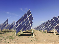 India's report to UN sets solar target at 20,000 Mw