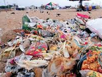 Concern over solid waste problem in NE