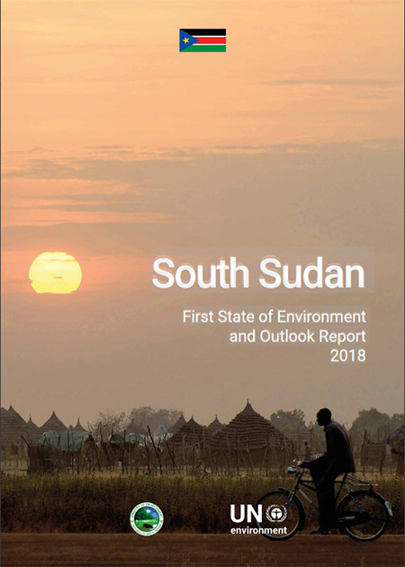 South Sudan: first state of environment and outlook report 2018