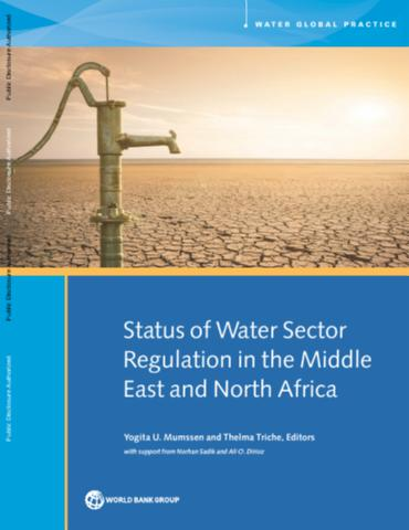 Status of water sector regulation in the Middle East and North Africa