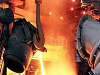 Green board seals Visa Steel plant