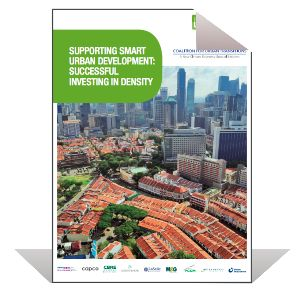 Supporting smart urban development: successful investing in density