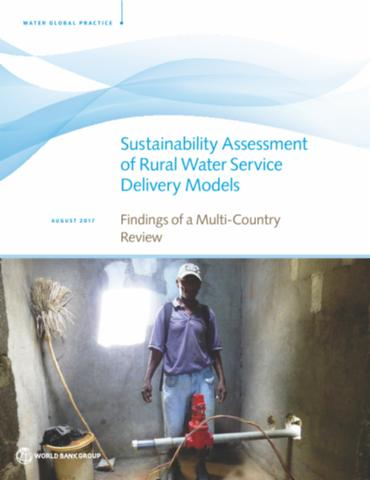 Sustainability assessment of rural water service delivery models: findings of a multi-country review