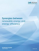Synergies between renewable energy and energy efficiency