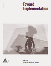 Toward implementation: The 2017 AdaptationWatch report
