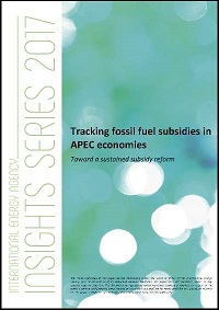Tracking fossil fuel subsidies in APEC economies: toward a sustained subsidy reform
