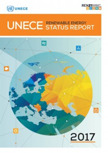 UNECE renewable energy status report 2017