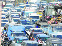 Congestion is a major pollution cause: CPCB