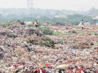 Bhanpur landfill clean-up begins from tomorrow