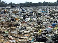 Gujarat generates 8,336 metric tones of solid waste per day