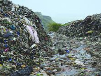 Waste polluting NCR's groundwater: NGT seeks Centre's reply
