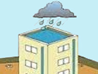 IMC makes roof-top water harvesting mandatory