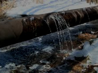 State of water pipelines a health risk