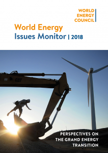 World energy issues monitor 2018: perspectives on the grand energy transition