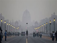 Blame Pollution for Cold Wave in North India