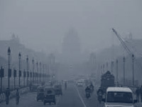 Falling temperatures may ramp up air pollution this week