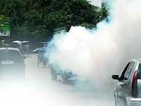 Hyderabad's deadly PM10 pollutant particles level still high
