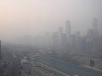 4 major cities in list of most polluted