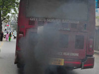 Current PUC ineffective in testing diesel vehicles: EPCA