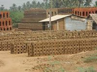 31 brick kilns closed in Tripura