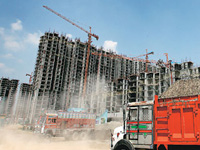 Pollution board transfers set back drive against builders