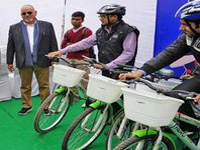 After Delhi's odd-even rule, Indore's green bid with rent-a-cycle scheme