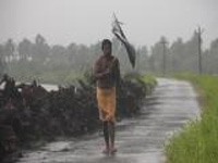 Cyclonic storm likely to spare Kerala coast