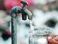 Scarcity sparks water protest threat