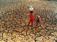 Water tables in Gujarat fell by 20m each decade
