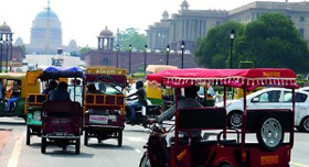 High Court bans e-rickshaws, as of now