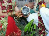 'Green Marriage' to create environmental awareness
