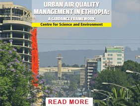 Urban Air Quality Management in Ethiopia: A Guidance Farmework