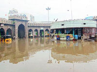 Hyderabad floods: Unauthorised cellars turn into pools