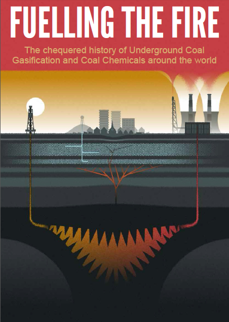 Fuelling the fire: the chequered history of underground coal gasification and coal chemicals around the world