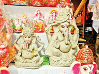 Speak up Mumbai: G for Ganpati, G for green: For an eco-friendly festival