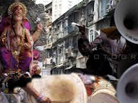 Noise levels on second day of Ganeshotsav rose in most areas