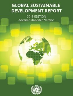 Global Sustainable Development Report, 2015 - India ...