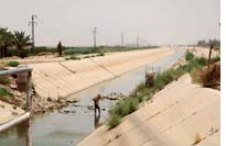 Iraq wants treaty on sharing river waters