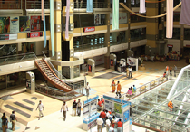 Malls in Ahmedabad violate green norms