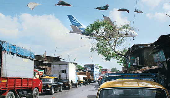 Congestion in the skies is costing India dearly