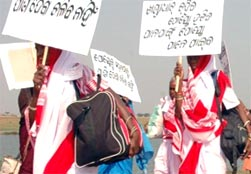 Urgent! fear of attack on Anti-POSCO movement Balitutha, Orissa