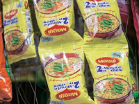 Maggi flagged for high salt 3 years ago