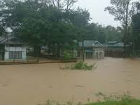 West Garo Hills declared as flood-affected district